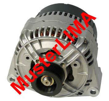 Lichtmaschine für Mazda 2 (B2W)
