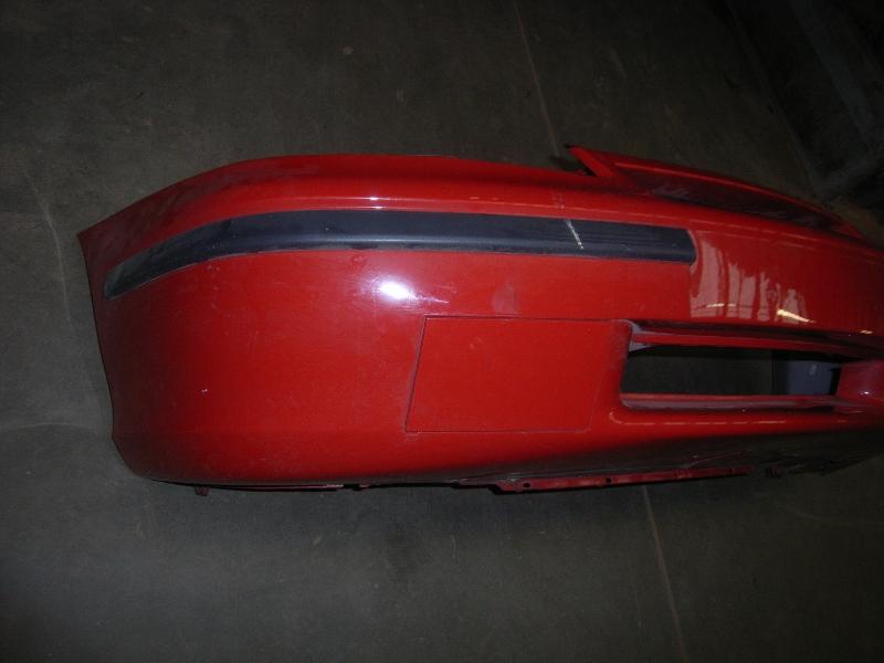 Stoßstange (vorne) aus Opel CALIBRA A (85_)